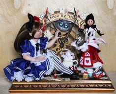 любимые вещи handmade: Алиса в стране чудес!