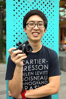 Eric Kim, Photographer and Streetphotographer
