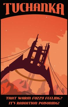 5 Tourism Posters For Videogame Getaways - Dorkly Article