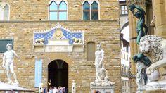 Firenze. Piazza della Signoria.