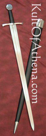Hanwei Tinker Pearce Sharpened Single Hand Sword