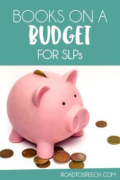 Do love incorporating books into your speech therapy sessions but can't afford to buy all the books you want? Read these 6 tips to build your SLP library on a budget. Hint: Three are the options are FREE!