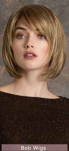 38 Short Layered Bob Haircuts with Side Swept Bangs That Make You Look Younger, . - 38 Short Layered Bob Haircuts with Side Swept Bangs That Make You Look Younger, Short Layered Bob H - Side Bang Haircuts, Short Layered Bob Haircuts, Latest Short Haircuts, Side Bangs Hairstyles, Short Bob Hairstyles, Short Hair Cuts, Layered Bob With Bangs, Short Haircuts With Bangs, Layered Bobs
