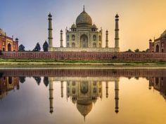 Maravillas del Mundo ( Taj Mahal)