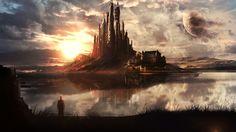 20 Wonderful Fantasy/Sci-Fi HD Wallpapers by Martina Stipan | CrispMe