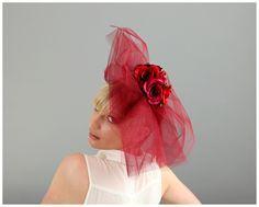 Ruby #alotlikeamy #hairaccessories #handmade #headband