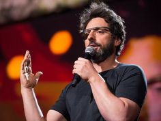 Sergey Brin: Why Google Glass? | Video on TED.com