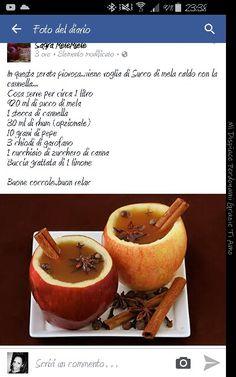Succo mela/cannella