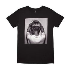 Hey Tee Black, $28, now featured on Fab.