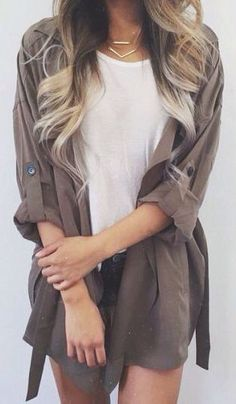 #fall #fashion / brown