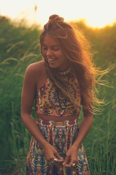 robe hippie chic bariolée