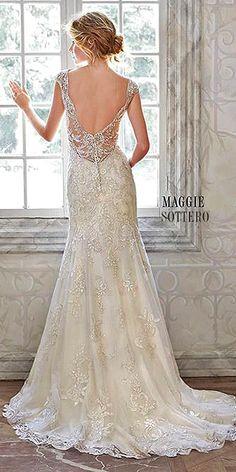 wedding dress v back 1