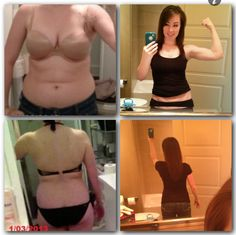 Crossfit Before and After Pics! on Pinterest | Crossfit