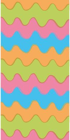 Lokki cotton fabric by Marimekko Pink Blue f3b8cbc228