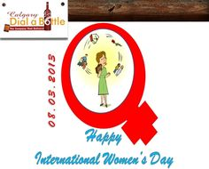 The easiest and most hassle- free ways of celebrating women's day with quality liquors delivered promptly to your place.