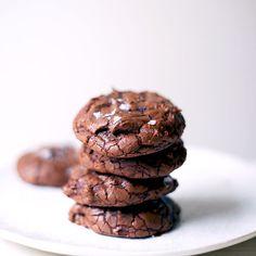 Chocolate Truffle Cookies Recipe on Food52 recipe on Food52