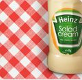 Heinz Salad Cream... need to import by the gallon!