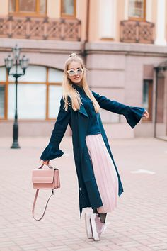 Get this look: http://lb.nu/look/8639187  More looks by Anna Pogribnyak: http://lb.nu/annapogribnyak  Items in this look:  Lost Ink Outerwear, Lost Ink Shoes   #chic #elegant #romantic #streetstyle #spring2017 #fishnet #ootd