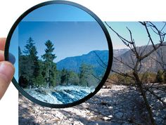 The folks over at B  H posted this helpful article about Filters for Lenses.