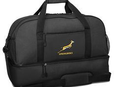 Springbok Maine Double-Decker Bag - Springbok Branded Gear - IgnitionMarketing.co.za Rugby Gear, Branded Mugs, Womens Golf Shirts, Good To Great, Marketing Professional, African Culture, Selfie Stick, Team S, Softshell