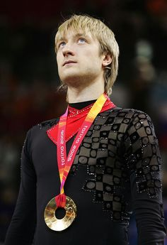 Evgeni Plushenko Athlete | Evgeni Plushenko - 2006 Turin Olympic Winter Games