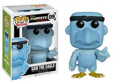 Same the Eagle pop vinyl