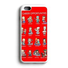 Minecraft Career Opportunities Am Fit For iPhone 6 Hardplastic Back Protector Framed White FR23 http://www.amazon.com/dp/B016ZQATPS/ref=cm_sw_r_pi_dp_LZyowb1993AF8