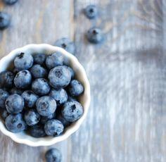 Mirtilos, para uma pele ainda mais saudável. Ricos em vitamina C, taninos, vitamina E, manganésio e riboflavina