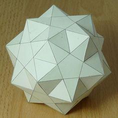 pequeño ditrigonal Icosidodecaedro