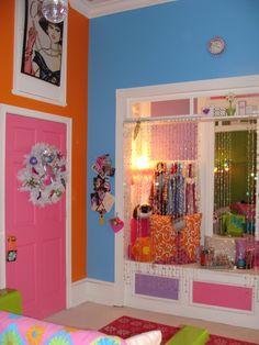 My Teen Daughter`s anti-depressed room!