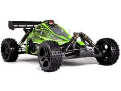 - Description - Features - Action Videos Why go normal when you can go X-treme with Redcat Racing's Rampage XB 1/5 scale X-treme Buggy! This large scale, gas powered, 4WD buggy has the size, power, an