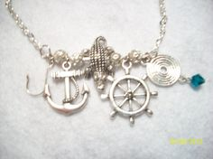 Captain Hook Pirate Necklace by DysfunctionalAries on Etsy, $22.00