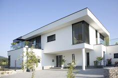 Kunststoff/Aluminium-Fenster KF 410. Fotocredit: Internorm.