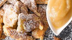Austrian Recipes, German Recipes, Griddle Cakes, Crepe Cake, Banana Pancakes, International Recipes, Food Design, Sweet Tooth, Good Food
