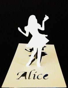 Alice card by Tomasz Stasiuk