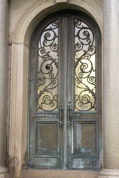 Verdigris Door | by DeliaSousa
