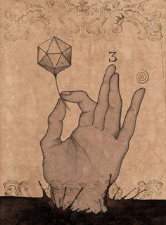 Magic hand, via Flickr.