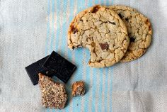 "The ""Nashville Cookie"" with Olive & Sinclair chocolate and Nashville Toffee Company toffee"