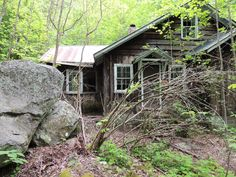 Elkmont Historic District: Appalachian Club - Great Smoky Mountains National Park