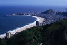Sugar Loaf Mountain, Rio de Janeiro: Copacabana Beach from Sugar Loaf Mountain (Pao de Acucar). Lee Foster Lonely Planet Photographer