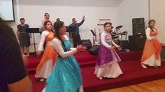 Rey Vencedor - Miel San Marcos - Danza Templo Emanuel - YouTube  Danza Templo Emanuel  Iglesia del Nazareno  Vestidos de Danza