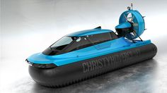 CHRYSTY 453 / hovercraft on Industrial Design Served