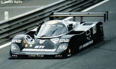 RSC Photo Gallery - World Sports Prototype Championship Spa 1989 - Porsche 962 no.14 - Racing Sports Cars