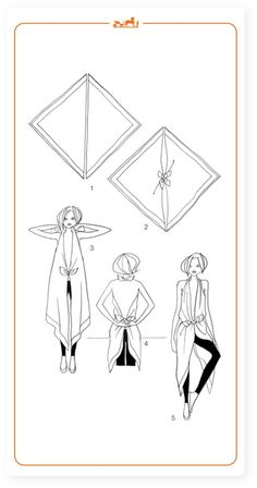 Hermes-silk-as-clothes-9.jpg (490×931)