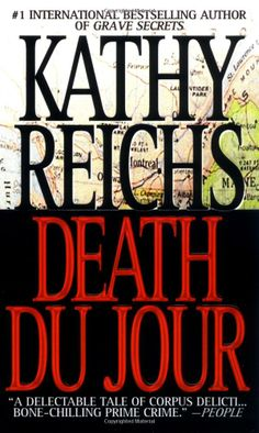 All Kathy Reichs' books are good.