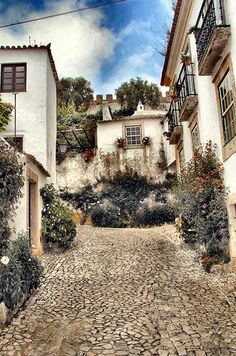 One of the prettiest towns in Portugal we loved it. Visit Portugal, Portugal Travel, Spain And Portugal, Beautiful Places To Visit, Beautiful World, Places To Travel, Places To See, Portuguese Culture, Voyage Europe