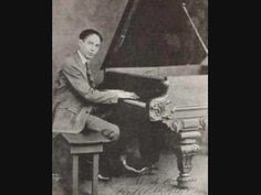 Jelly Roll Morton - Hesitation Blues - ..an American virtuoso pianist and composer who some call the first true composer of jazz music.