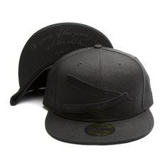 Frank s Chop Shop - Blackout Razor (NEW ERA) - Men s Hat  Fitted  1ef06d9a6a01