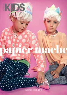 Papier Mache & Cotton On Kids. photo: ??