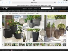 Pots 2 Garden Furniture, Home Furniture, Outdoor Furniture Sets, Outdoor Decor, Back Home, Sculptures, Planters, Flowers, Pots